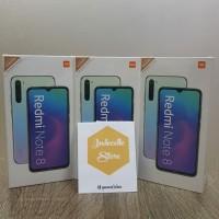 Xiaomi Redmi Note 8 - 4/64 or 6/128 Garansi Resmi XIAOMI Indonesia