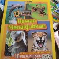 majalah cerita Hewan Menakjubkan no poster