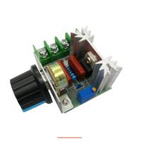 2000w scr voltage regulator controller dimmer motor speed AC 220V 16A
