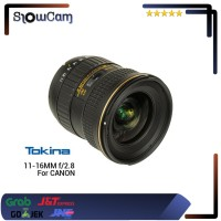 Tokina AF 11-16mm f2.8 IF DX II for Canon