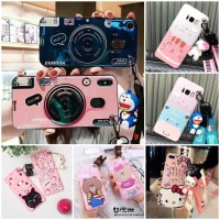 Case Cartoon Hanging Doll For Oppo F3
