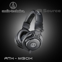 Audio Technica ATH-M30X Professional Monitor Headphones ATH M30X