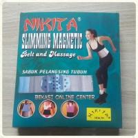 HOT SALE Korset Nikita Slimming Magnetic Sabuk Pelangsing Tubuh