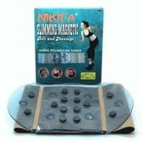HOT SALE slimming magnetic belt and massage NIKITA TERJAMIN