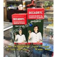 Decadryl Sirup