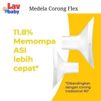 Isi 1 FLEX - Medela Corong Personal Fit Flex isi 1 Corong SOFT LEMBUT