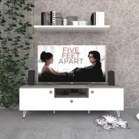 Meja TV rak TV minimalis modern lemari TV cabinet TV Hiro