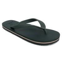 Sandal Pria Dark Green Panama M8