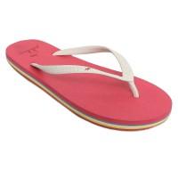 Sandal Wanita Pink White Panama W24