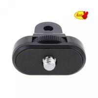 Mount Tripod Black Camera Cam Adapter Action