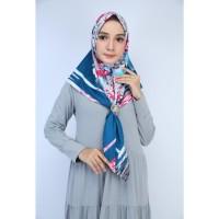 BARU Motif Segi Empat Abstrak Hijab Jilbab Kerudung Square MC9
