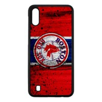 Hardcase Samsung Galaxy M10 Boston Red Sox Grunge Baseball Clu