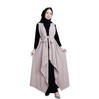 Gamis Syari/ Jill Set 2in1 l Setelan Baju Muslim Wanita Remaja