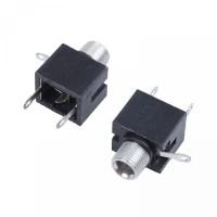 Konektor Jack to Headphone in 1 5 Female PCB 3.5mm Audio