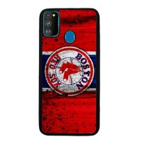 Hardcase Samsung Galaxy M30s Boston Red Sox Grunge Baseball Clu
