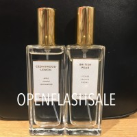 BRITISH PEAR Parfum EDT PEONY BAMBOO WILD STRAWBERRY SUBTLE LOTUS