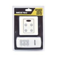 Moztec Remote Kontrol Digital Infrared