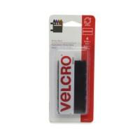 Velcro Sticky Back Tape 8.9 Cm 4 Set - Hitam