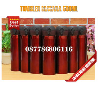 Tumbler Niagara | Custom Logo Promosi Murah Tumbler Stainless 500ML