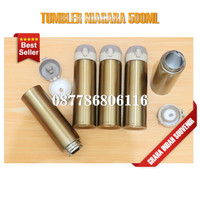 Tumbler Niagara | Tumbler Custom Logo Promosi Murah | Botol Stainless