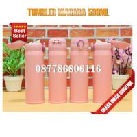 Tumbler Sakura | Custom Tumbler Promosi | Botol Tumbler Murah