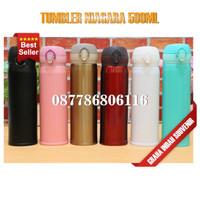Tumbler Niagara | Tumbler Promosi Murah| Tumbler Stainless 500Ml Polos