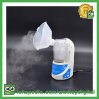 Alat Terapi Pernafasan Ultrasonic Inhale Nebulizer - OKA-517 - White