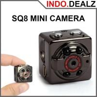 Spy Camera Mini SQ8 Full HD Kamera Pengintai Murah