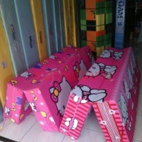 ROYAL FOAM Kasur Lipat Busa Royal size 200 x 160 x 20 cm