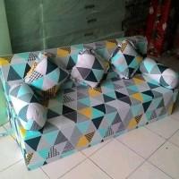 ROYAL FOAM Sofa Bed Busa Royal no.1 size 200 x 180 x 20 cm