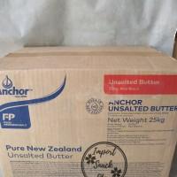 Butter Anchor Unsalted 25kg Khusus GOJEK & GRAB