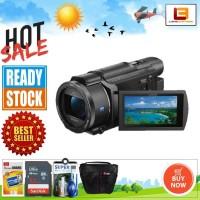 Sony FDR-AX53 4K Ultra HD Handycam Camcorder Paket