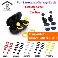 Samsung Galaxy Buds Buds+ Plus Earbuds Ear Tip Case Cover Silicone
