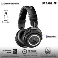 AUDIO TECHNICA ATH-M50XBT Wireless Monitor Over-Ear Headphone