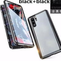 Magnetic Duoble Glass Front back Case Cover Huawei P30 Pro P30Pro