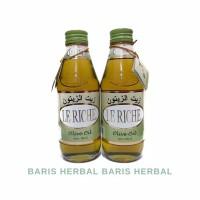 Minyak Zaitun Le Riche Leriche Olive Oil Al Geria 300 ml ORIGINAL