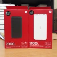 Powerbank Fast Charging Xiaomi Redmi 20000mAh Original Garansi Tam