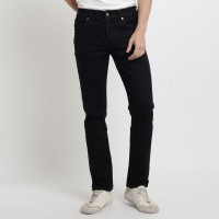 Edwin Celana Jeans Barca Black Slim Fit Stretch