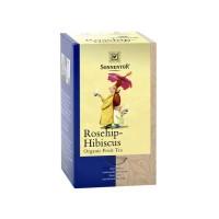 Sonnentor - Organic Rosehips Hibiscus Fruit Tea 54 Gram