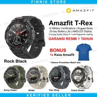 Xiaomi Huami Amazfit T-REX Military STD Smartwatch AMOLED Display