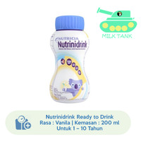 Nutrinidrink Ready to Drink Vanila 200ml