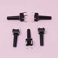 🔴4Pin Soft Touch Push Button Switch 6x6x16mm