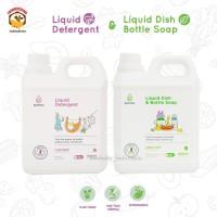 Pureco 900 ml - Liquid Dish Wash Bottle Soap | Liquid Detergent Sabun