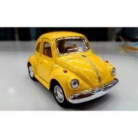 Kinsmart Diecast Metal Funny Series VW Volkswagen Classical Beetle