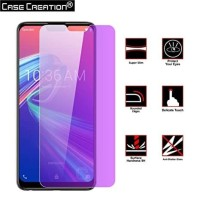 TEMPERED GLASS ANTI BLUE RAY ASUS ZENFONE MAX PRO M2 - SCREEN GUARD