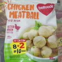 belfoods favorite bakso ayam 100gr