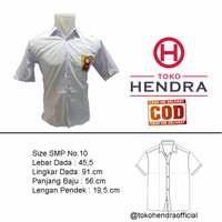 Baju Seragam SMP - 10