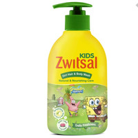 Zwitsal 2in1 Hair and Body Wash for Kids