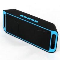 Speaker bluetooth A2DP (S208) Wireelless Stereo Mega Bass