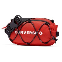 Tas Waist Bag Converse Swap Out Sling RED 10017263-A06